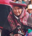 sur le marché de Chinchero