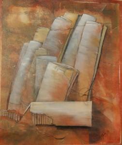 les rouleaux de Qumram