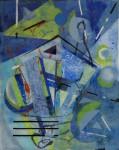 Variations en bleu