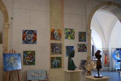 Exposition Beaune Août/septembre 2013