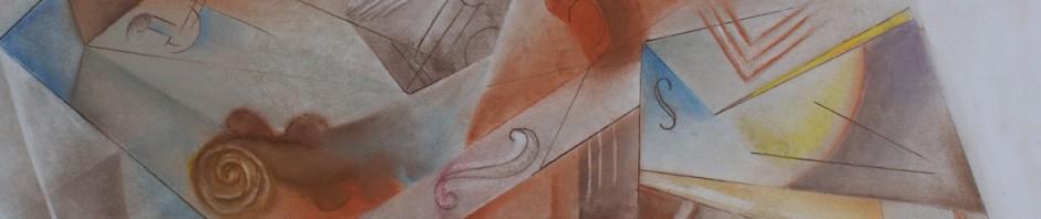 le violon d'après Braque