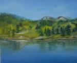le lac des Rousses