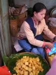 Sur le marché de Pindaya